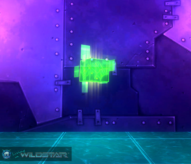 Wildstar Housing - Data Cube (Accessed)