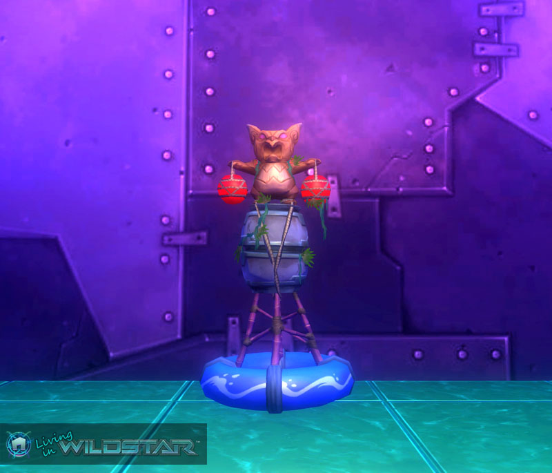 Wildstar Housing - Chua Buoy