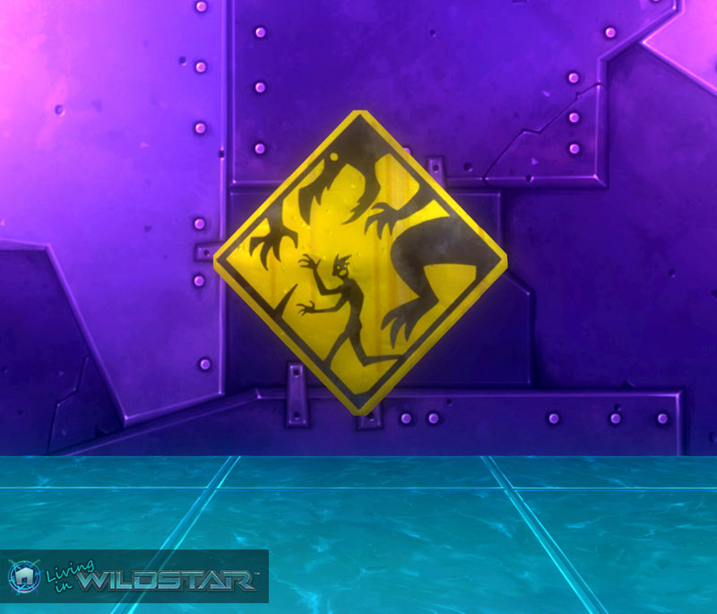 Wildstar Housing - Danger: Mean Things Ahead!