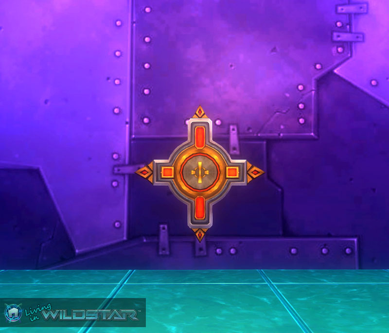 Wildstar Housing - Emblem (Dominion)