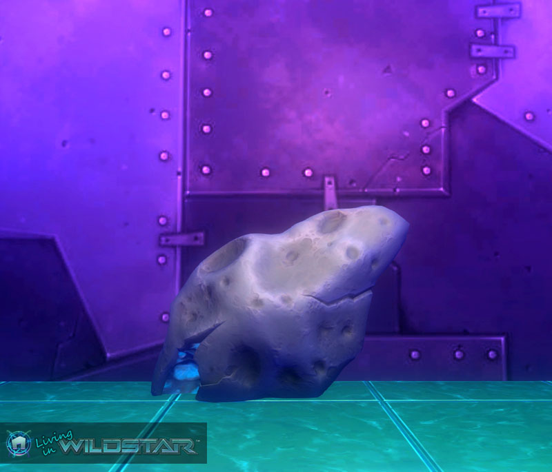 Wildstar Housing - Fallen Asteroid