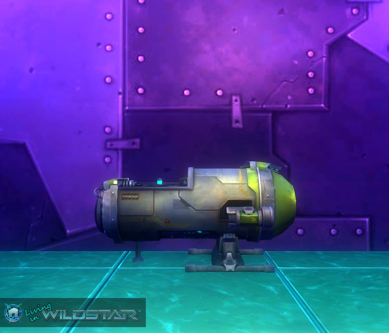 Wildstar Housing - Fuel Generator (Exile)