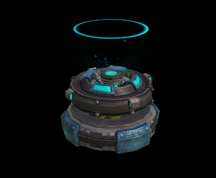Wildstar Housing - Holographic Projector (Portable)