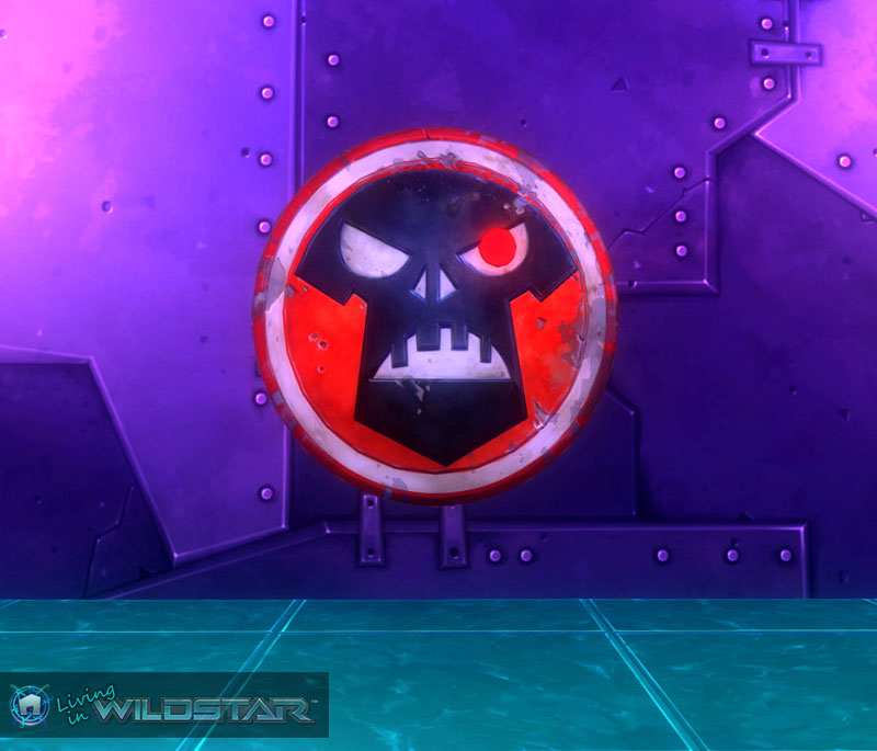 Wildstar Housing - Sign (Marauder)