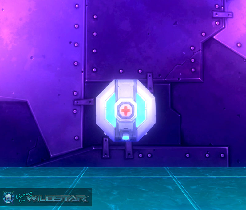 Wildstar Housing - Medical Kit