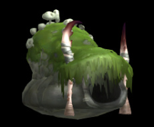 Wildstar Housing - Mossy Hut (Skeech)