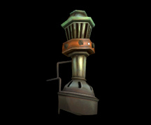 Wildstar Housing - Chimney (Narrow)