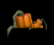 Wildstar Housing - Pumpkins (Orange)