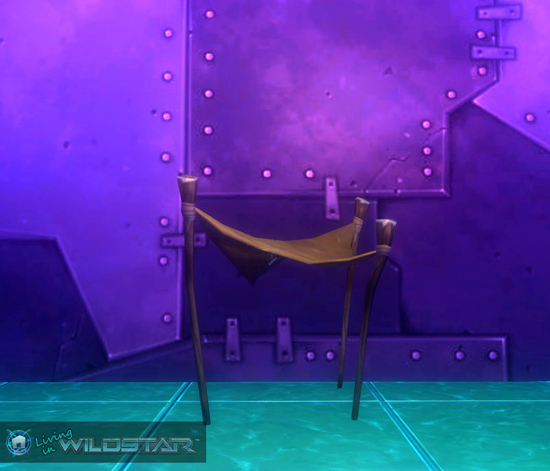 Wildstar Housing - Canopy (Small)