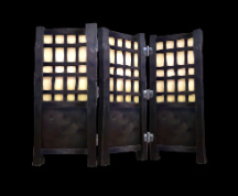 Wildstar Housing - Triple Wall Divider (Metal)