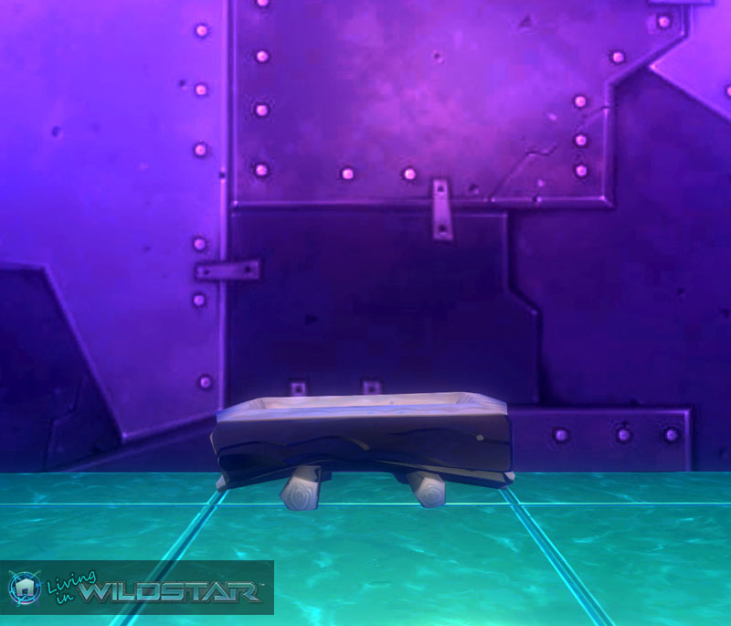 Wildstar Housing - Water Trough