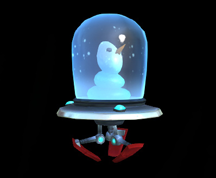 Wildstar Housing - Winterfest Sno-Globe