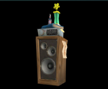 Wildstar Housing - Speaker