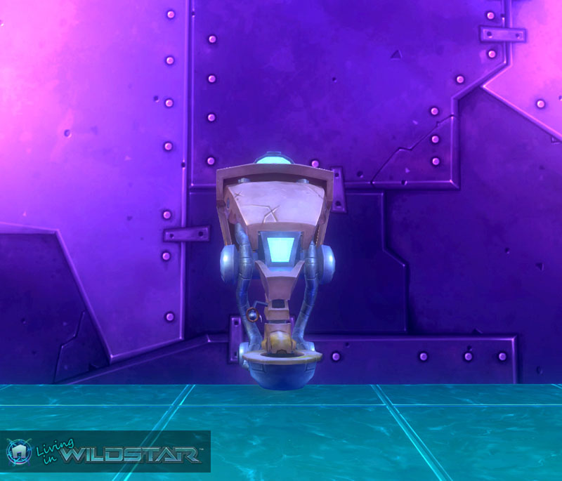 Wildstar Housing - The Flush-O-Matic 5000