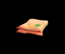 Wildstar Housing - Hand Towel (Lopp)