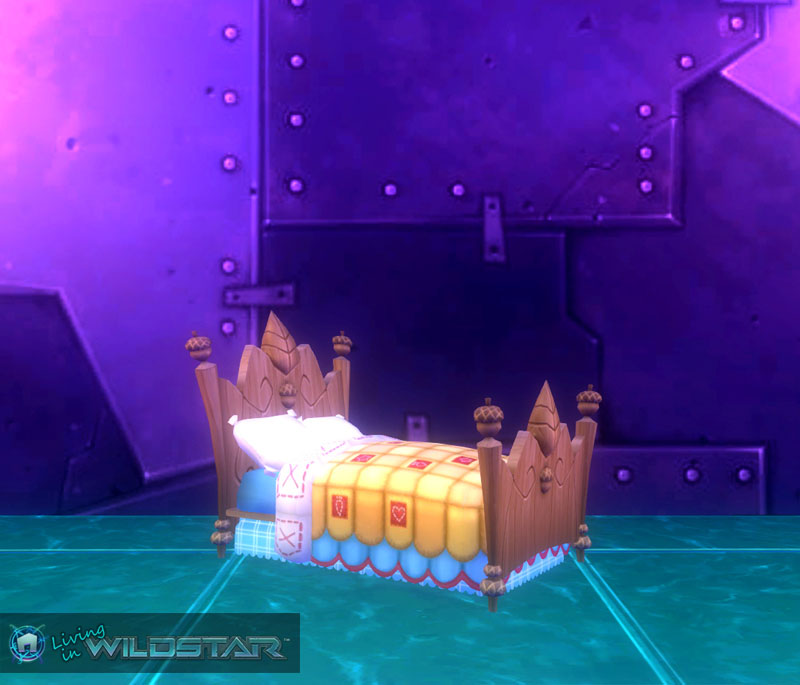 wildstar meet the granok bed