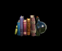 Wildstar Housing - Alchemist's Books