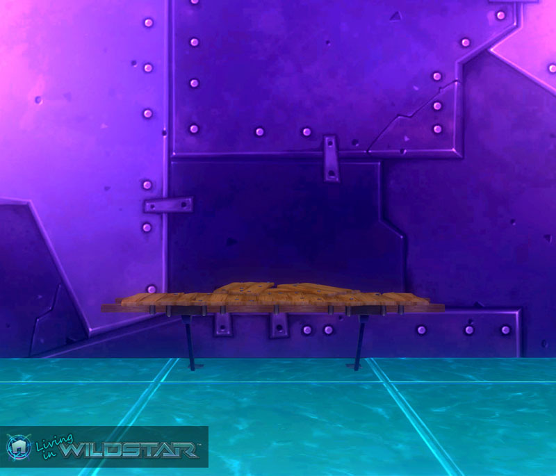 Wildstar Housing - Boardwalk (Junction)