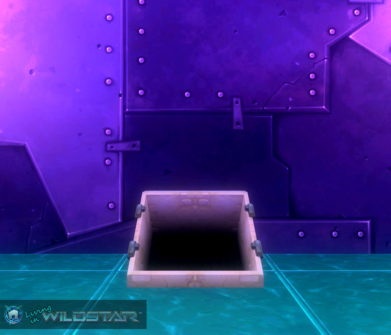 Wildstar Housing - Cellar Entrance
