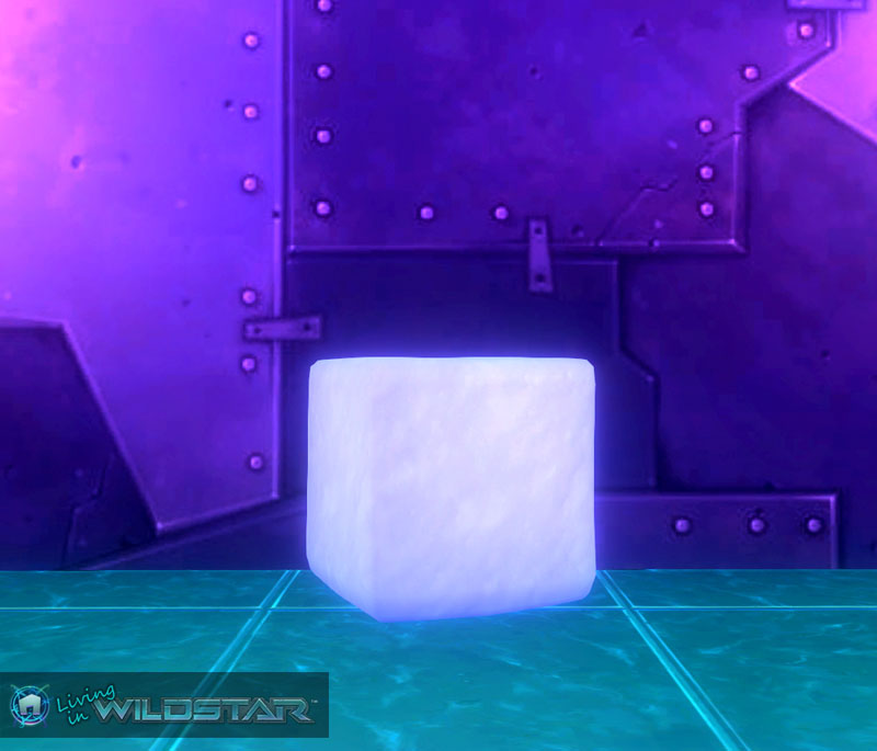 Wildstar Housing - Icerock Block