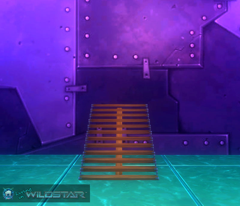Wildstar Housing - Staircase
