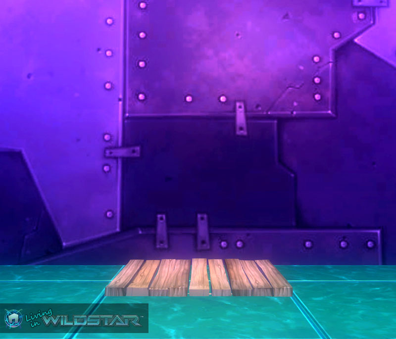 Wildstar Housing - Wooden Deck (Pallet)