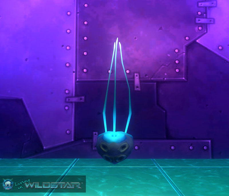 Wildstar Housing - Alien Triplant
