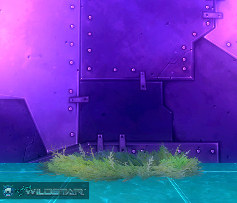 Wildstar Housing - Bramble Bush