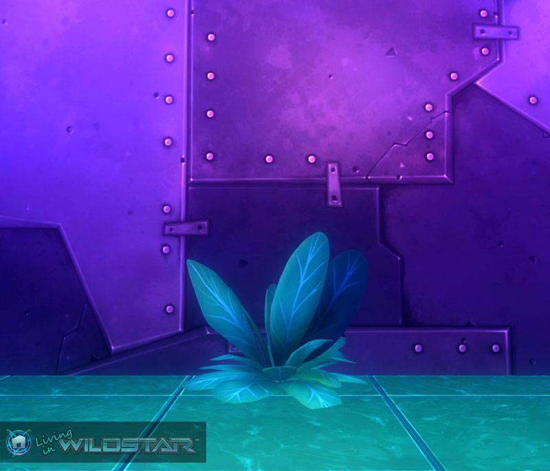 Wildstar Housing - Emerald Leafypatch