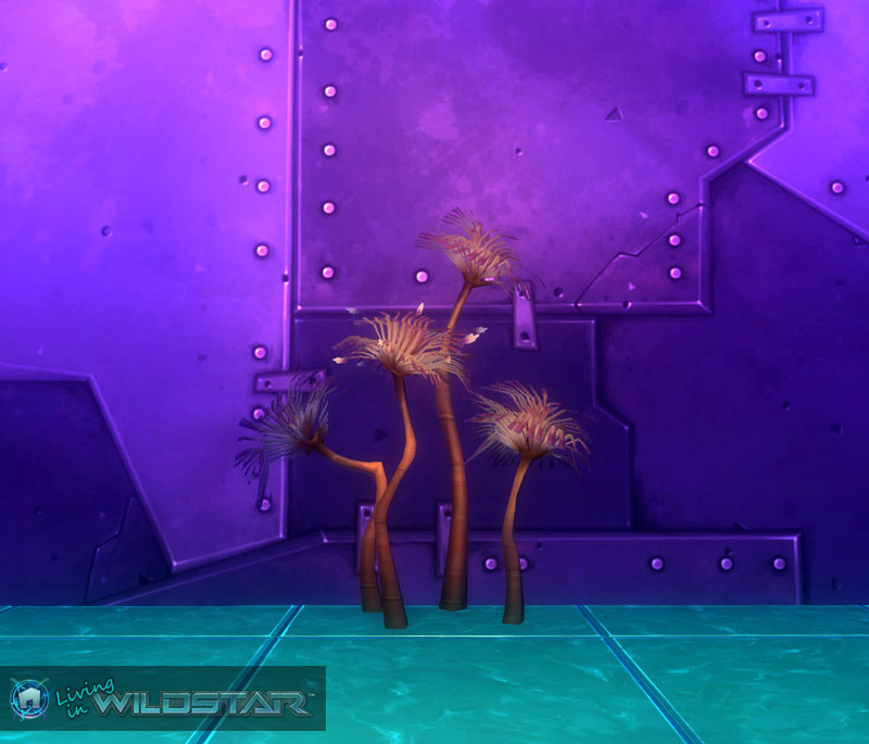 Wildstar Housing - Paperweed Cluster