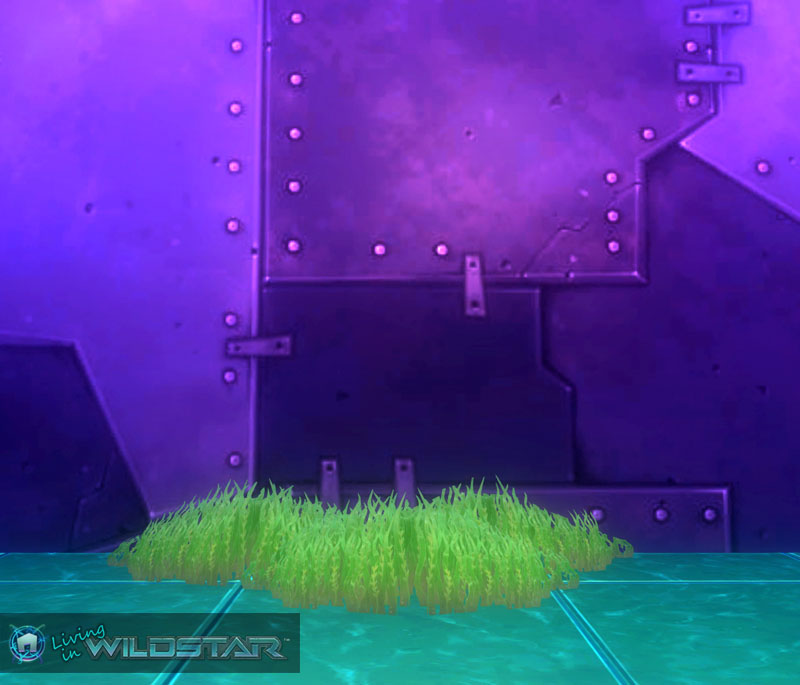 Wildstar Housing - Sea Grass