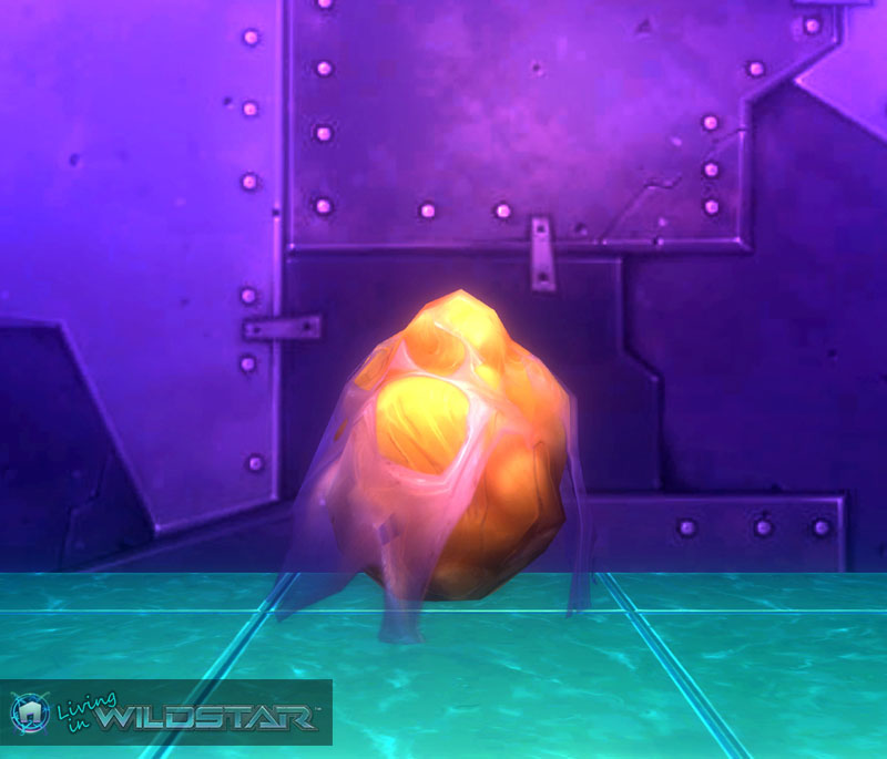 Wildstar Housing - Terminite Egg