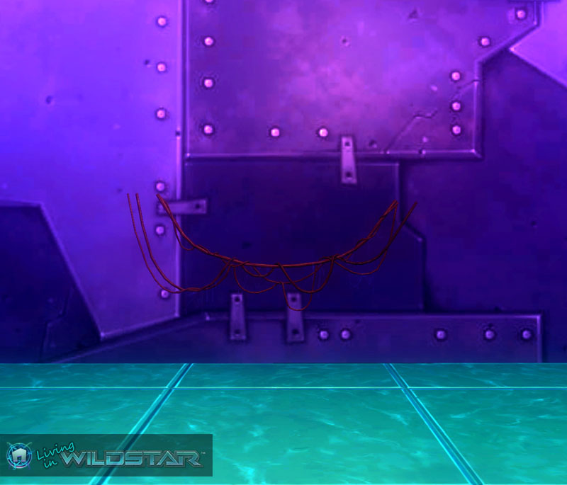 Wildstar Housing - Terminite Vine (Long)