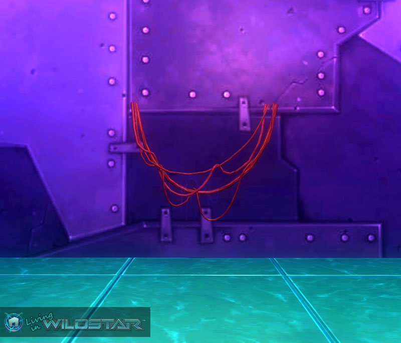 Wildstar Housing - Terminite Vine (Short)