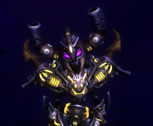 Wildstar Housing - Aurin Trooper (Female)