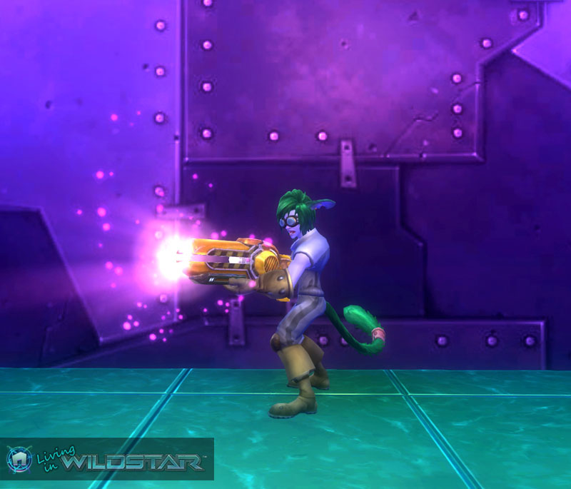 Wildstar Housing - Aurin Welder (Male, Style 1)