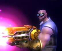 Wildstar Housing - Cassian Welder (Male, Style 1)