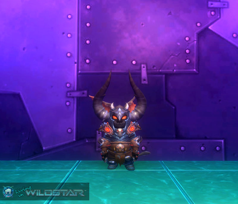 Wildstar Housing - Chua Legionnaire