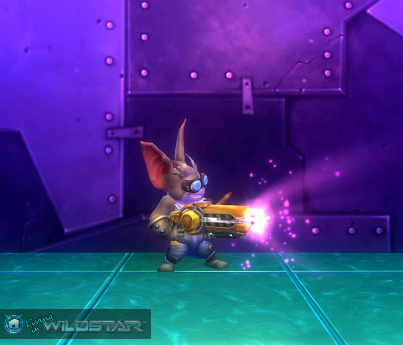 Wildstar Housing - Chua Welder (Style 1)