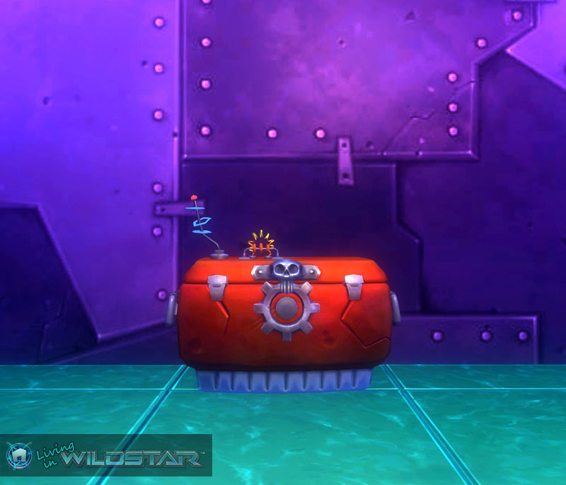 Wildstar Housing - Cowabunga Cooler