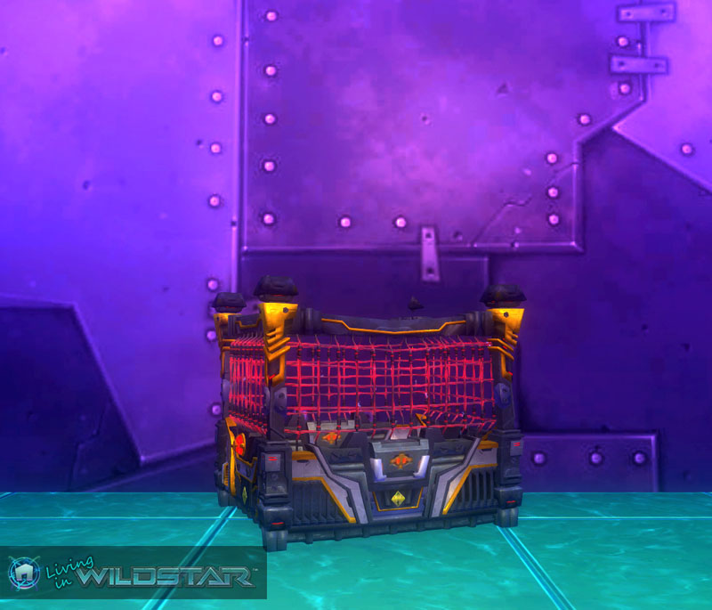 Wildstar Housing - Large Cage (Dominion)