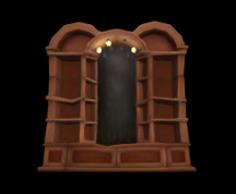 Wildstar Housing - Bar with Cabinet (Empty)