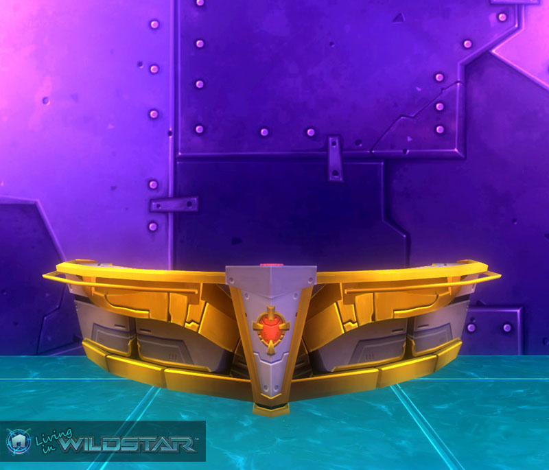 Wildstar Housing - Bar (Charming)