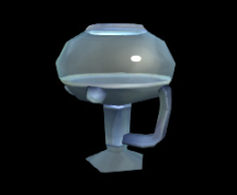 Wildstar Housing - Exotic Silver Chalice