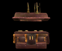 Wildstar Housing - Large Hooded Stove