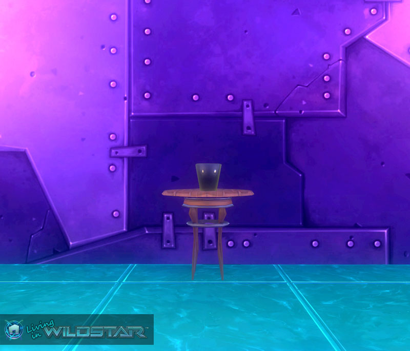 Wildstar Housing - Shot Glass (Empty)