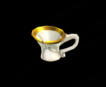Wildstar Housing - Tea Cup (Chipped)