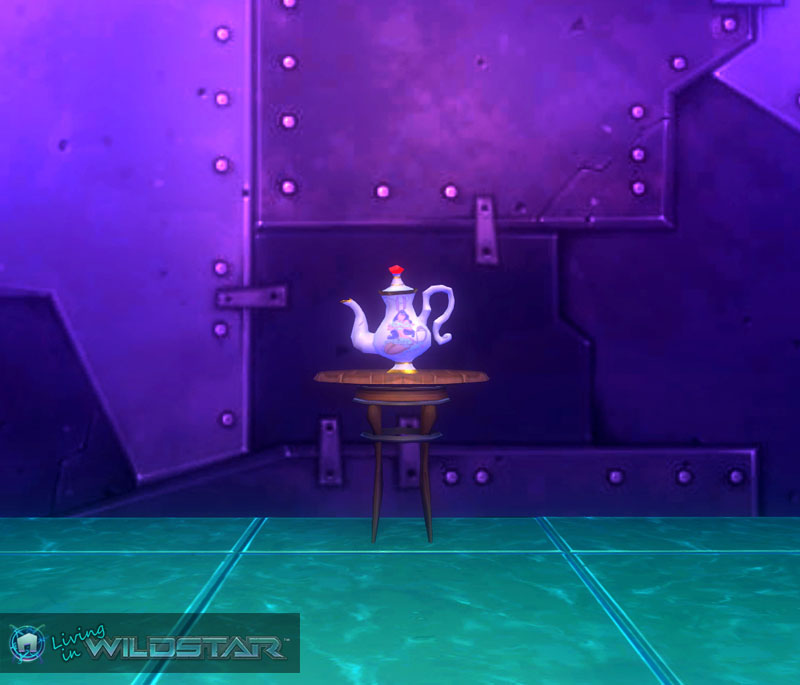 Wildstar Housing - Teapot