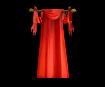Wildstar Housing - Drapes (Red)