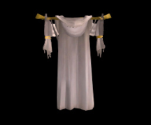 Wildstar Housing - Drapes (White)